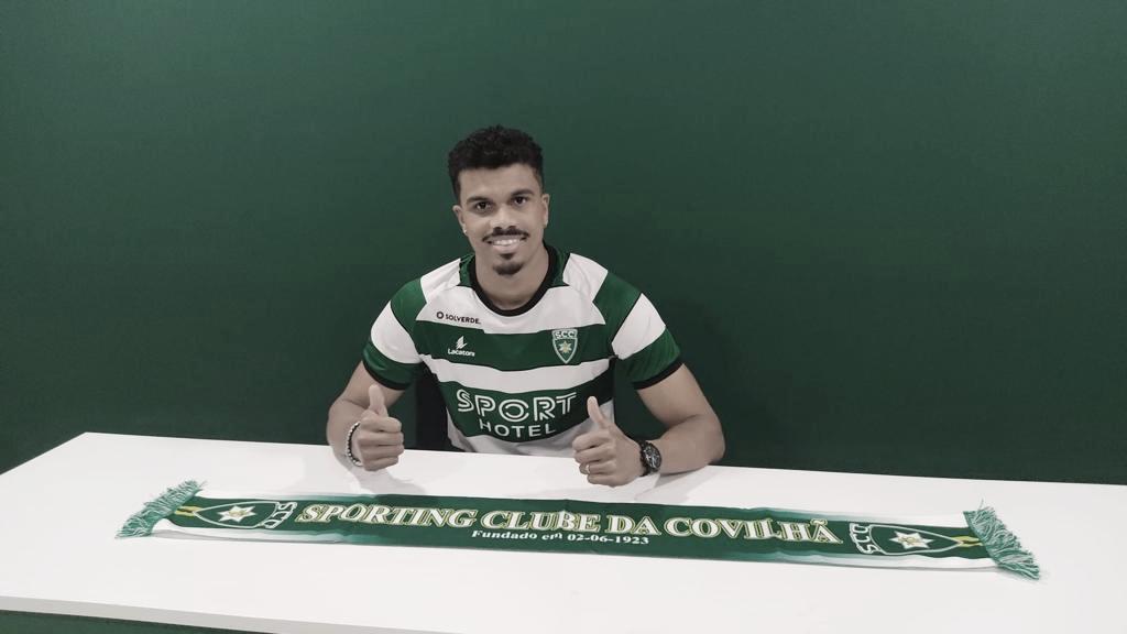 Após se destacar na Albânia, Devid Silva é apresentado oficialmente no Sporting Covilhã