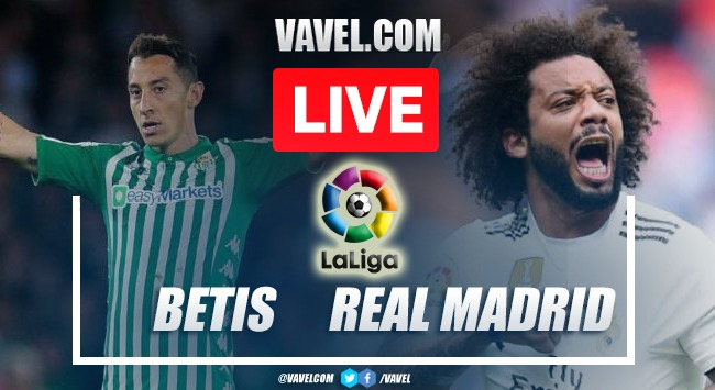 Goals and highlights Betis 0-1 Real Madrid in LaLiga