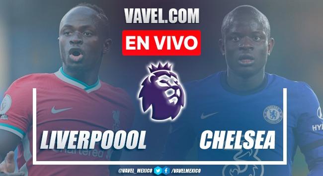 Goles y resumen del Liverpool 1-1 Chelsea en Premier League