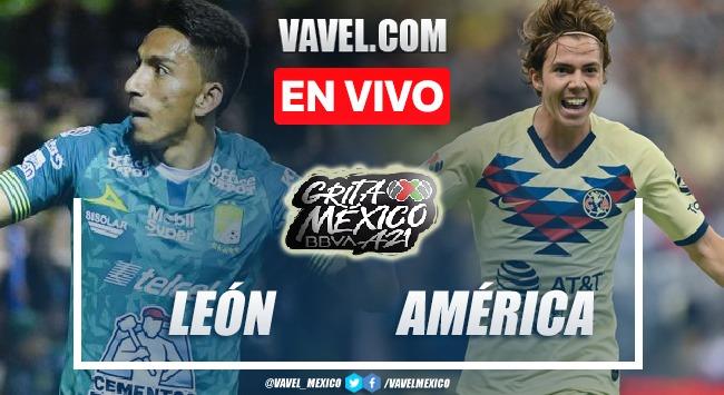 Goles y resumen del León 1-1 América en Liga MX 2021