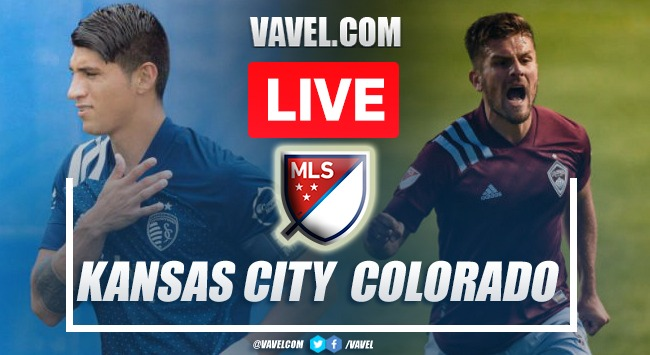 Goals and Highlights of Sporting Kansas City 1-1 Colorado Rapids on MLS 2021