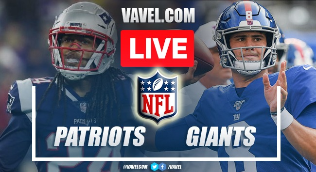 Touchdowns and Highlights of Patriots 22-20 Giants on preseason 2021 NFL