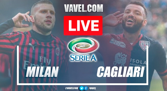 Goals and Highlights: Milan 4-1 Cagliari in Serie A 2021