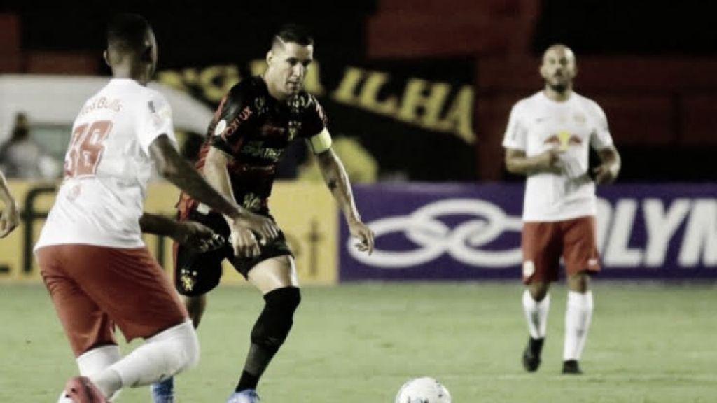Melhores momentos Sport x Chapecoense pelo Campeonato Brasileiro (0-0)