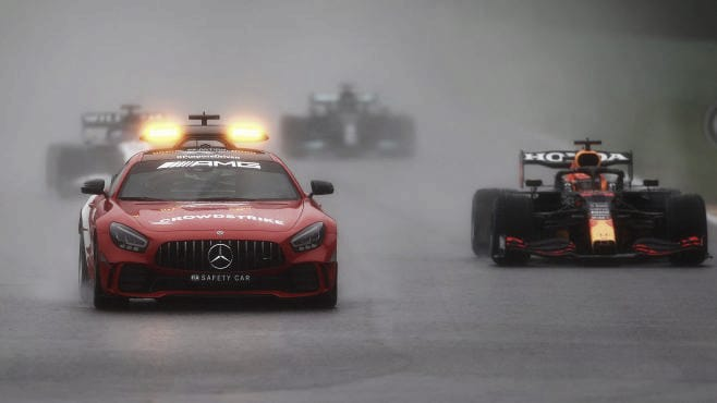 La vergüenza vence en Spa-Francorchamps