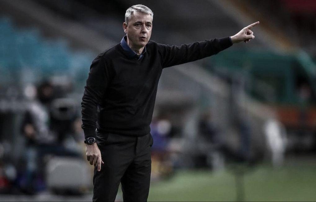 Ceará anuncia contratação do técnico Tiago Nunes