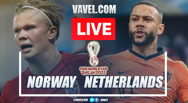 Goals and Highlights: Norway 1-1 Netherlands in World Cup Qualifiers 2022
