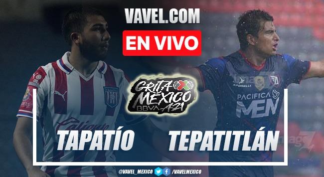 Gol y resumen del Tapatío 1-0 Tepatitlán en Liga Expansión MX 2021