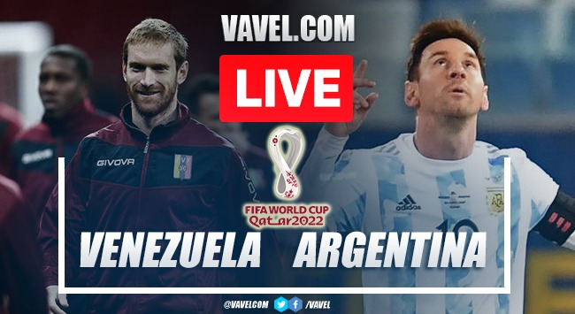 Goals and Highlights: Venezuela 1-3 Argentina in World Cup Qualifiers 2022