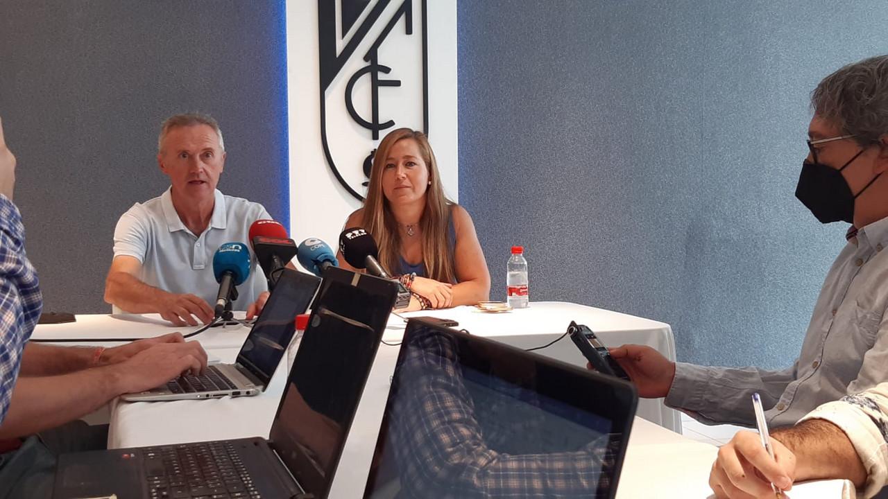 """El Granada CF está """"satisfecho de llegar al final del mercado con los deberes hechos"""""""