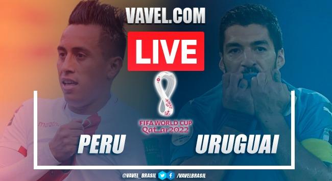 Gols e Melhores Momentos Peru x Uruguai pelas Eliminatórias para Copa (1-1)