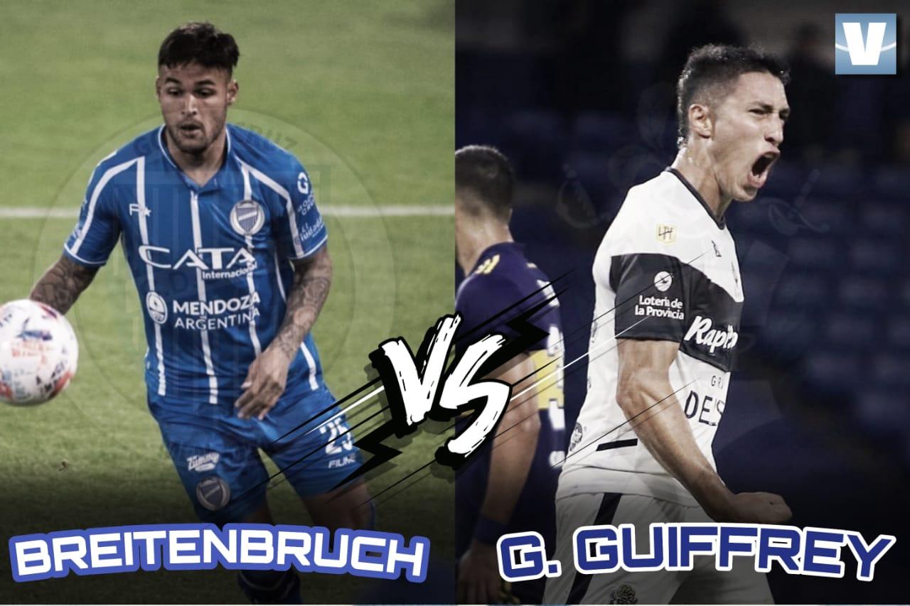 Breitenbruch vs Guiffrey: Duelo de centrales