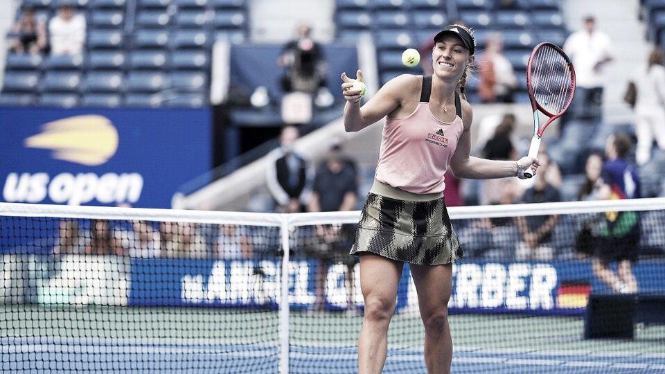 Kerber consegue 'revanche', atropela Kalinina e avança no US Open