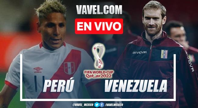 Gol y resumen del Perú 1-0 Venezuela en Eliminatorias Qatar 2022