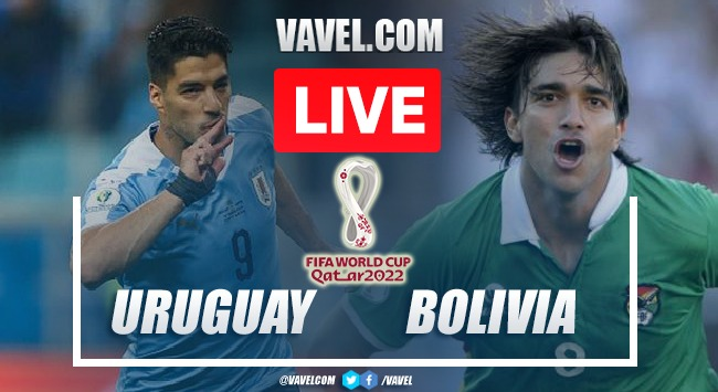 Goals and Highlights: Uruguay 4-2 Bolivia in World Cup Qualifiers 2022