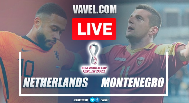 Goals and Highlights: Netherlands 4-0 Montenegro in UEFA Qualifying 2021