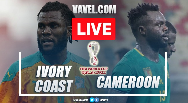 Goals and Highlights: Ivory Coast 2-1 Cameroon in 2022 World Cup