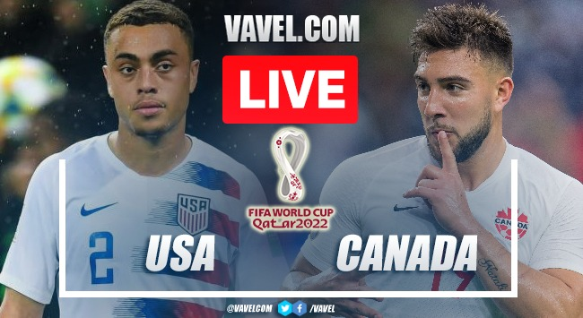 Goals and Highlights: United States 1-1 Canada in 2022 World Cup Qualifiers