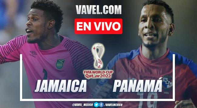 Goles y resumen del Jamaica 0-3 Panamá en Eliminatorias de Qatar 2022