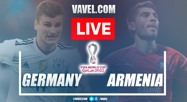 Goals and Highlights: Germany 6-0 Armenia in World Cup Qualifiers