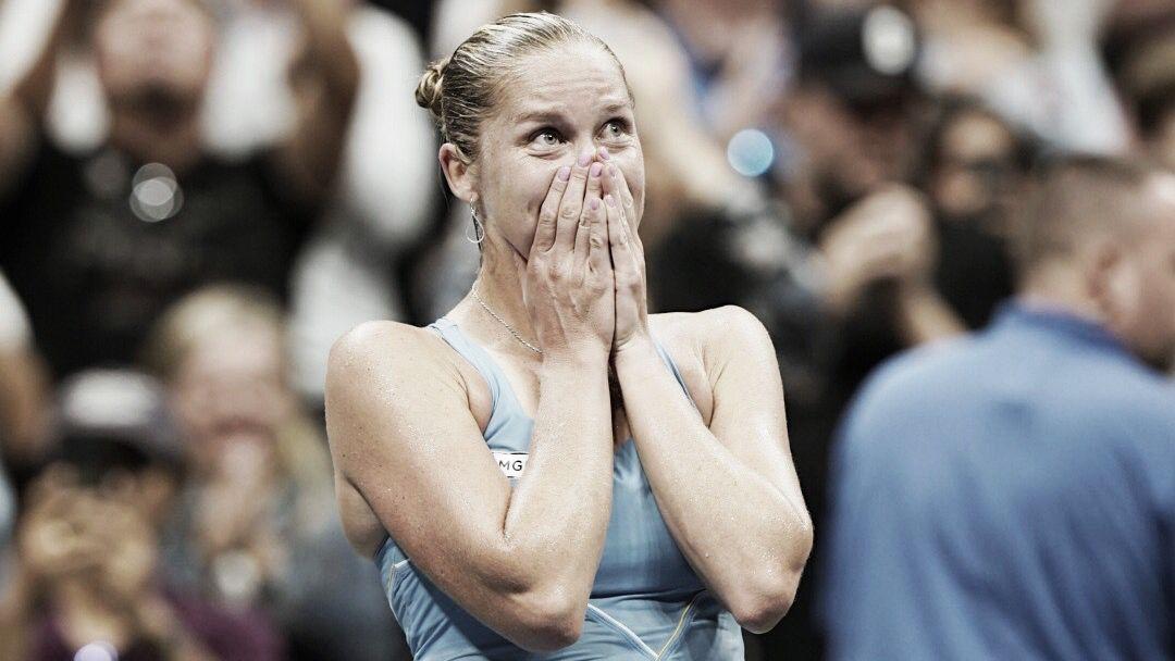 Rogers surpreende, vence jogo espetacular contra Barty e avança no US Open