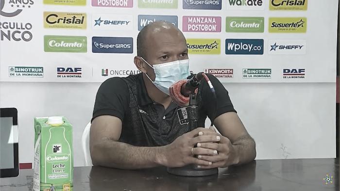"""Juan David Perez: """"Fuimos un equipo muy solido y compacto"""""""