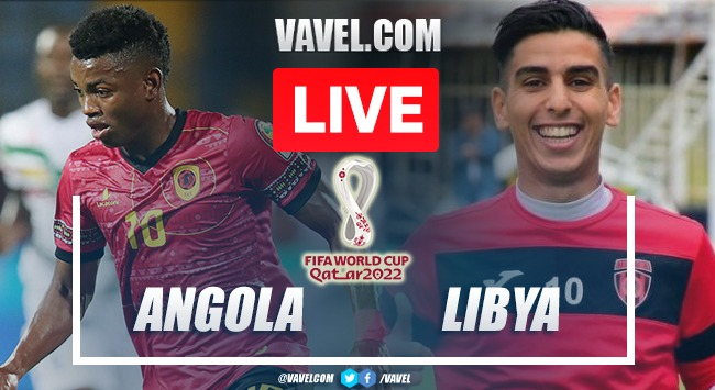 Goals and Highlights: Angola 0-1 Libya in 2022 World Cup