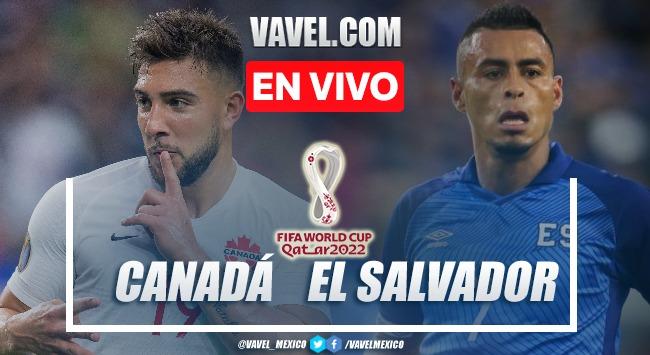Resumen y goles: Canadá 3-0 El Salvador en Eliminatorias Catar 2022