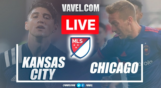 Goals and Highlights of Kansas City 2-0 Chicago Fire On Matchday 24 MLS 2021