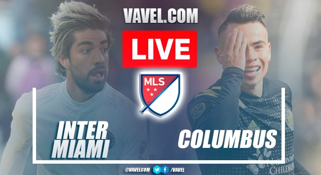 Goals and highlights Inter Miami 1-0 Colombus  in MLS