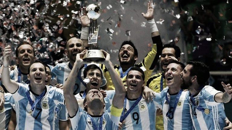 Argentina ya está lista para defender el campeonato del Mundo