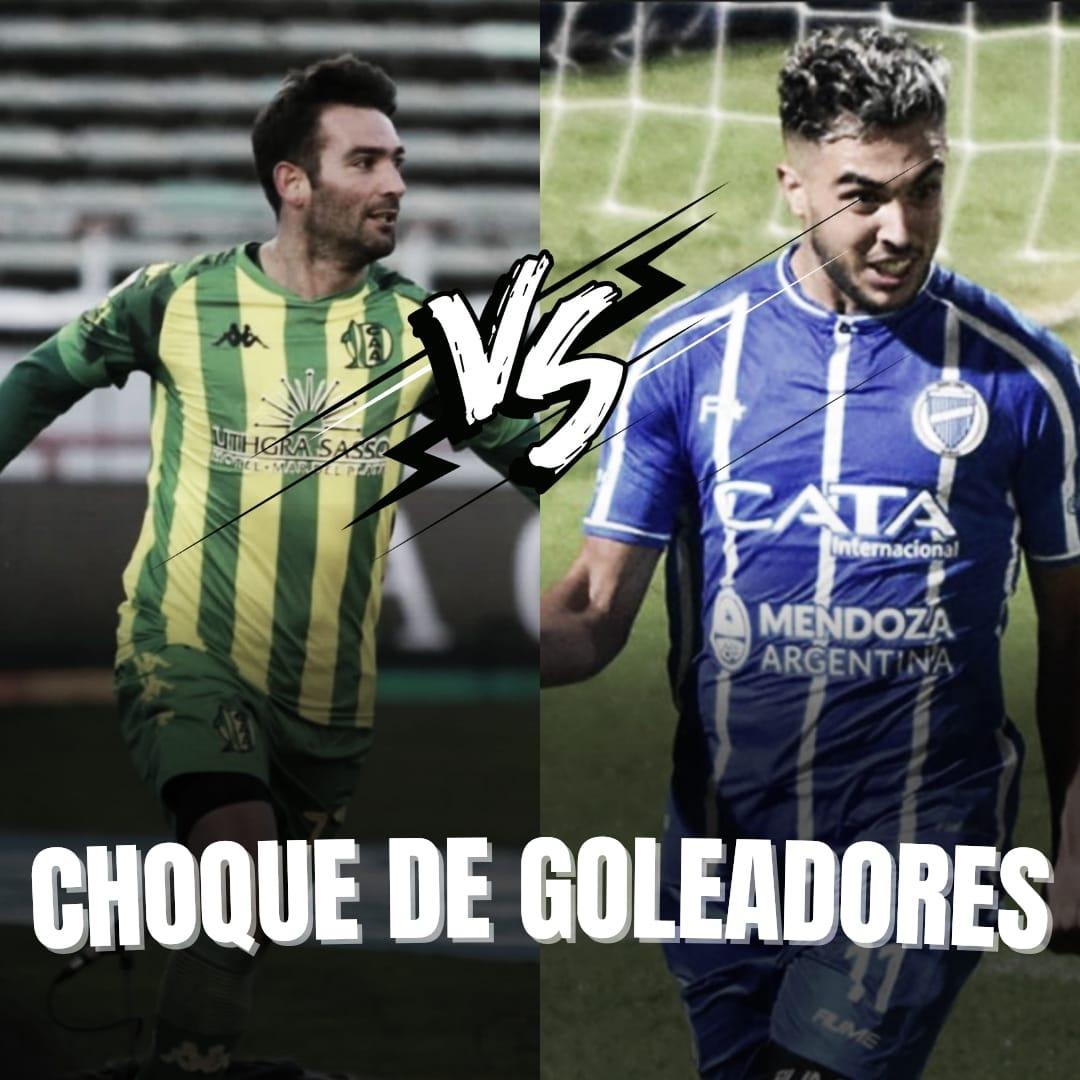 Ojeda vs Cauteruccio: Choque de goleadores