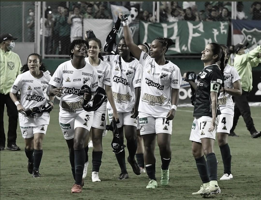 Puntuaciones de Deportivo Cali tras coronarse campeón de la Liga Betplay Femenina