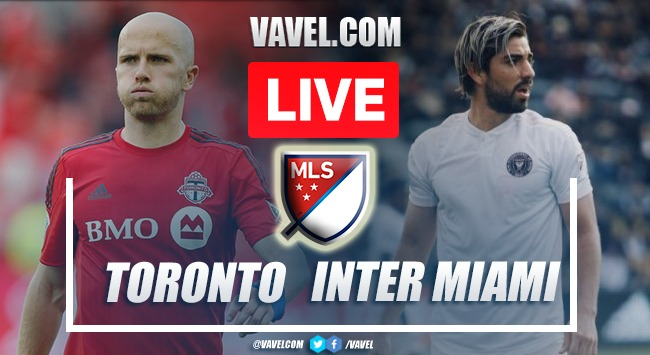 Goals and Highlights of Toronto 0-1 Inter Miami on MLS 2021
