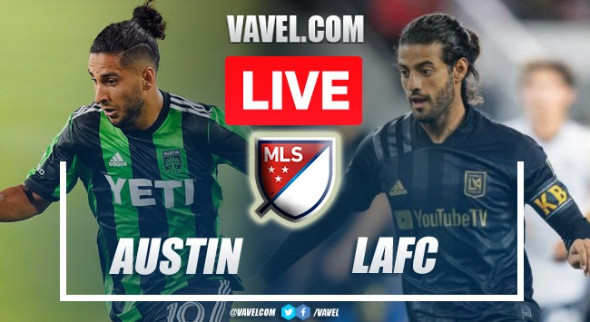 Goals and Highlights of Austin 1-2 LAFC LIVE on MLS 2021