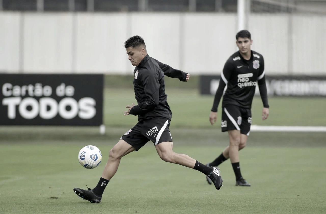 Roni tem lesão diagnosticada e desfalca Corinthians nas próximas sete rodadas
