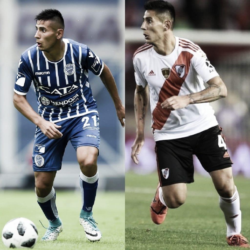 Godoy Cruz reclamó a River Plate por Fabrizio Angileri