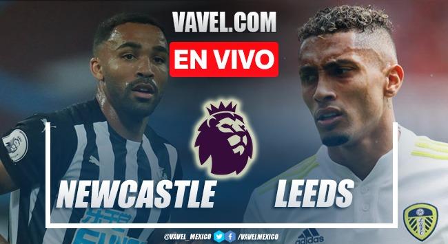 Goles y resumen del Newcastle 1-1 Leeds en Premier League 2021