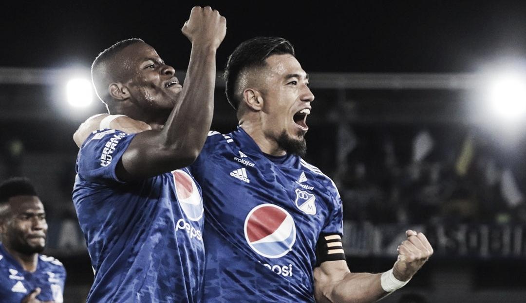 Ante Huila, Millonarios volvió a ganar en una noche de golazos