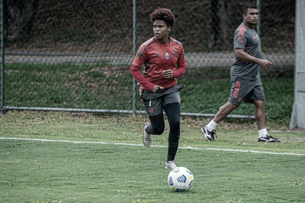 Flamengo segue a preparação para o Campeonato Carioca Feminino de 2021