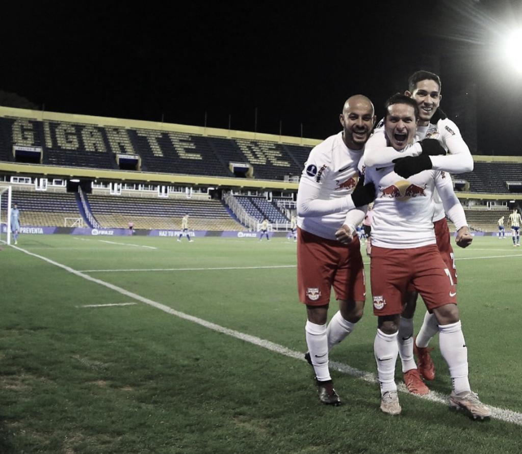 Bragantino recebe Libertad pelo jogo de ida da semifinal da Copa Sul-Americana