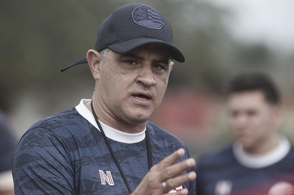 Marcelo Chamusca não é mais técnico do Náutico