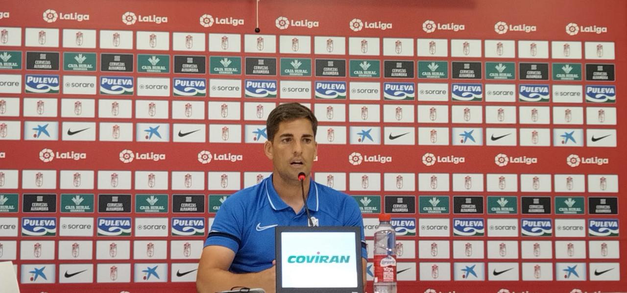 """Robert Moreno: """"La Real tiene un once muy competitivo a pesar de las bajas"""""""