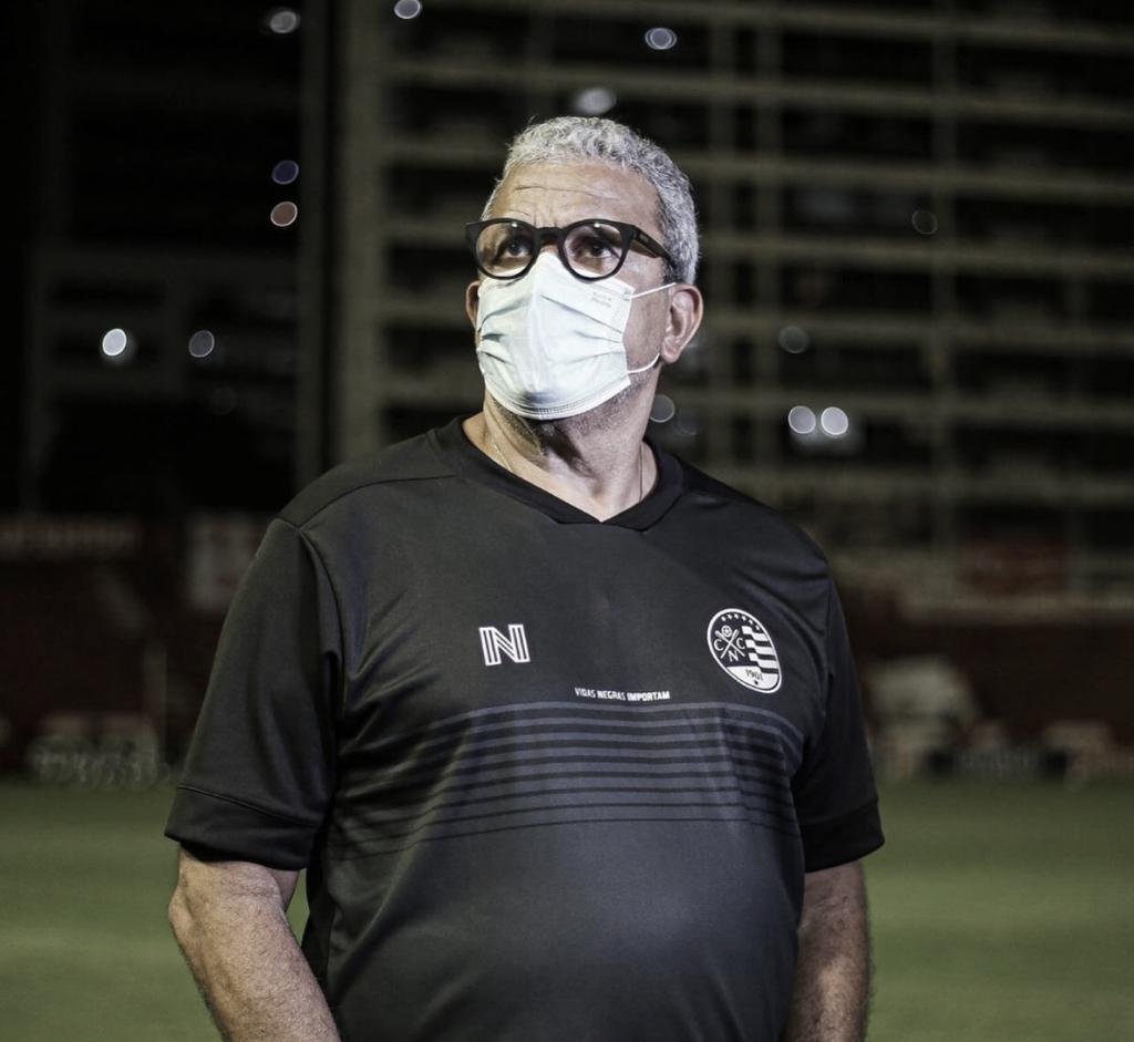 Um mês após saída, Hélio dos Anjos retorna ao comando técnico do Náutico
