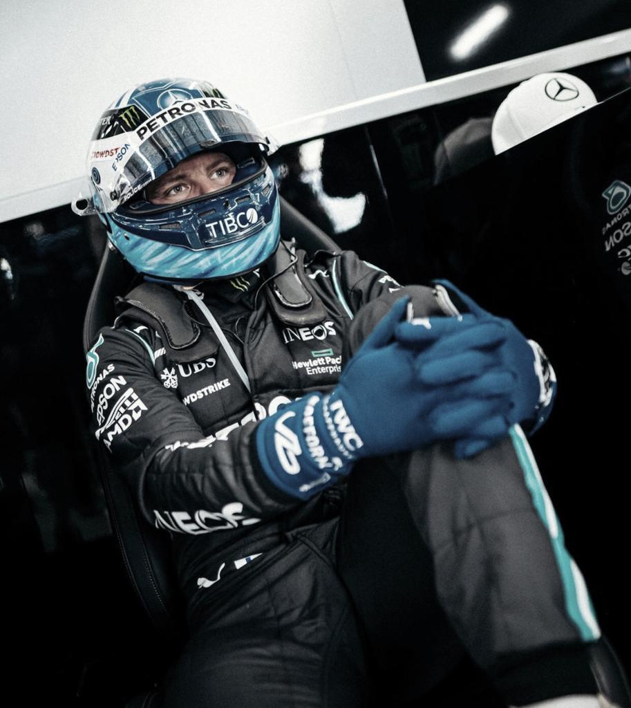 Bottas faz melhor tempo no segundo treino livre do GP da Rússia