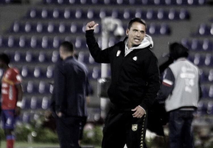 """Grigori Méndez: """"Tenemos que imponernos y buscar la clasificación"""""""