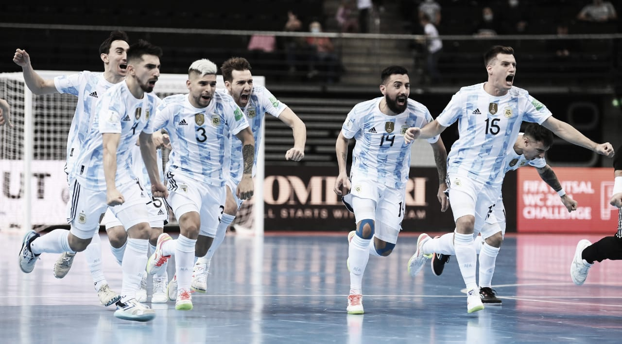¡Argentina entre los 4 mejores del mundo!