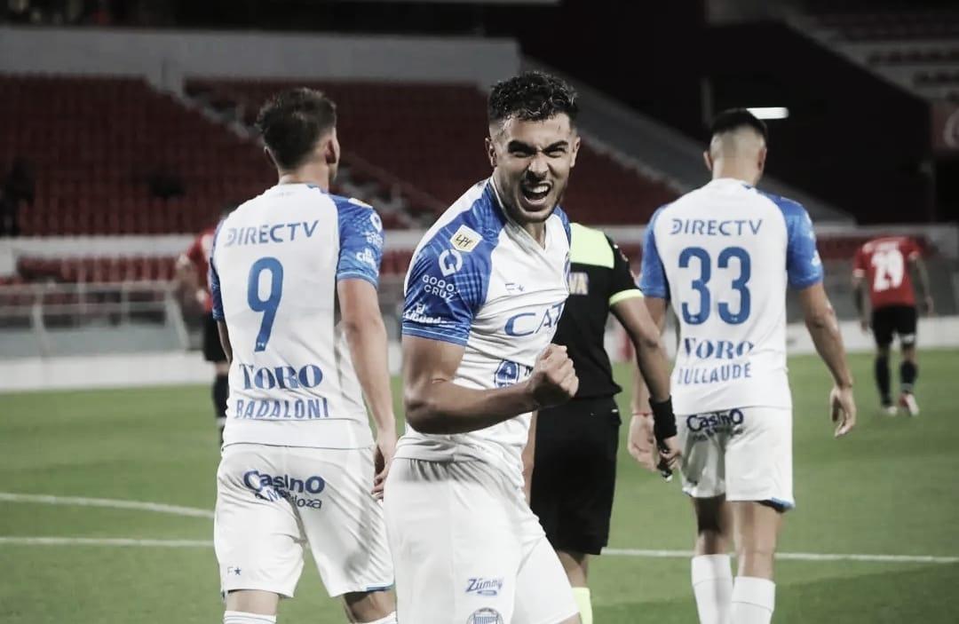 """Martín Ojeda: """"Estamos obsesionados con el gol"""""""