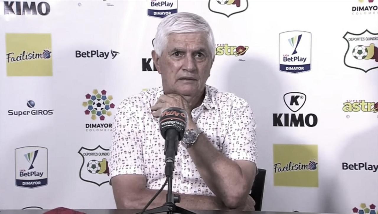 """Julio Comesaña: """"A pesar del resultado hay muchas cosas buenas importantes"""""""