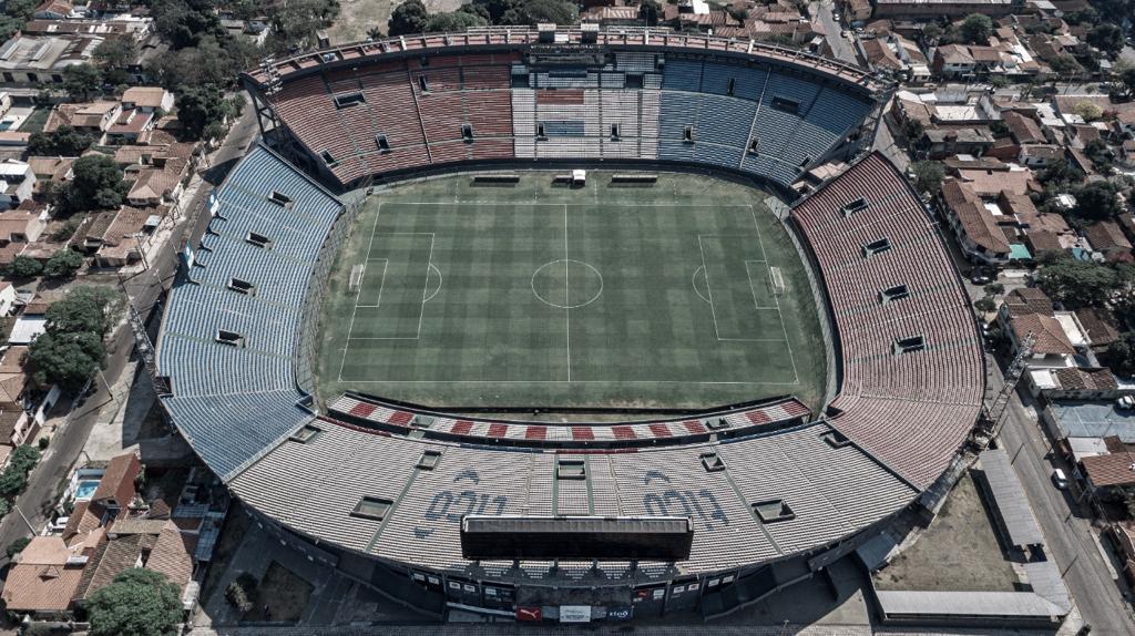 Gols e Melhores Momentos Libertad x Bragantino pela Copa Sul-Americana (1-3)